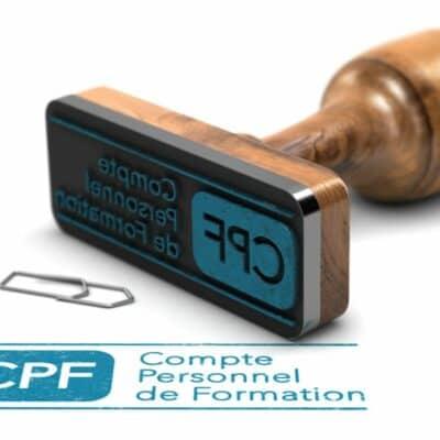 Tampon du CPF