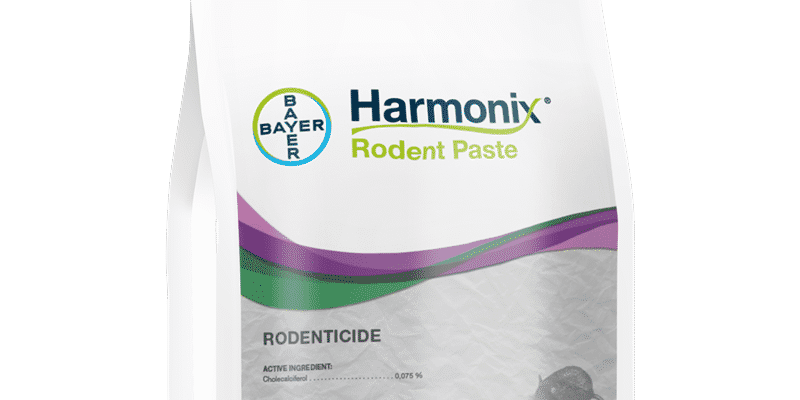 Packaging Harmonix rodent paste