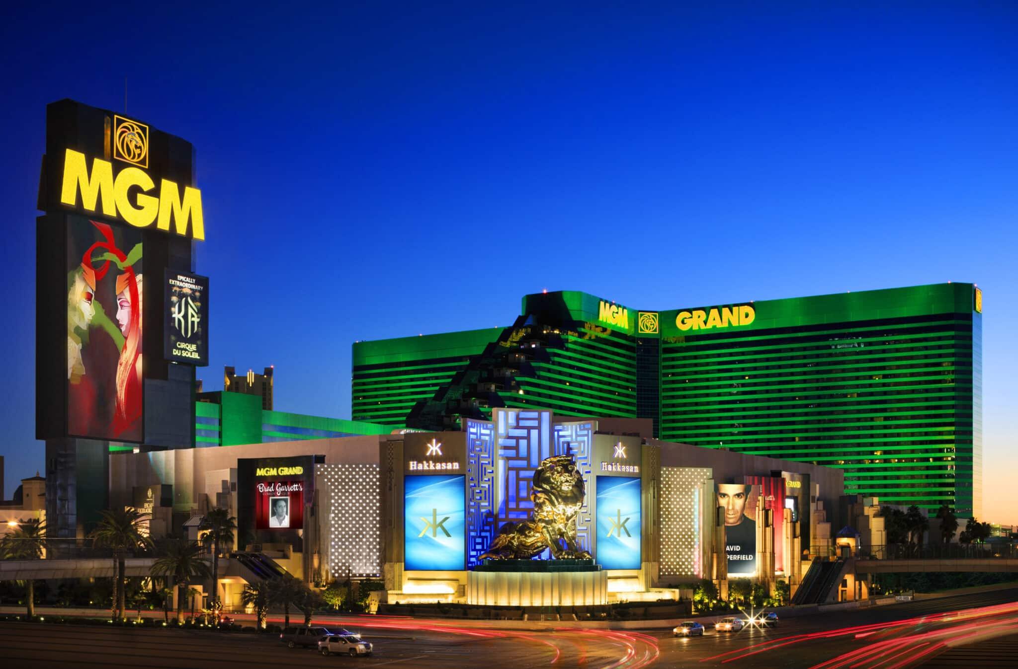 Hôtel MGM Grand