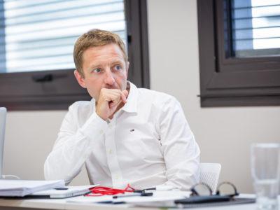 Romain Lasseur en formation certibiocide