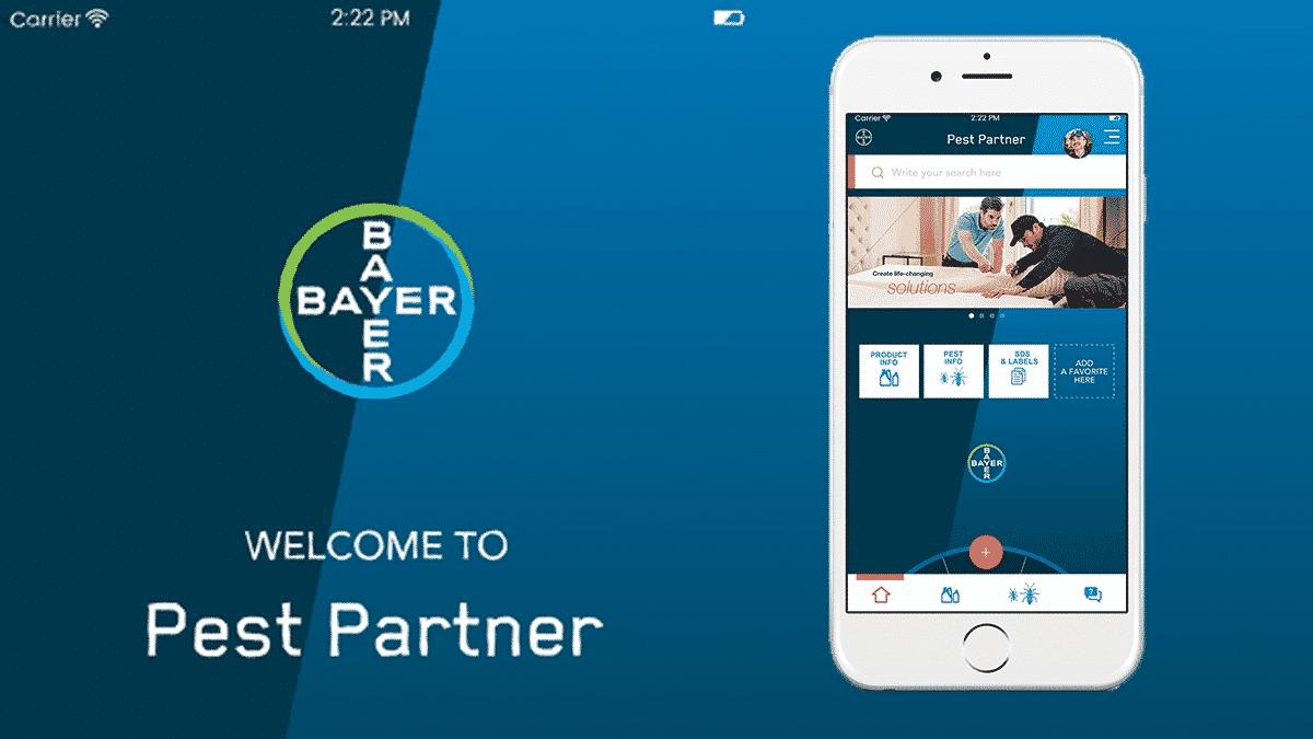 Application Pest Partner Bayer