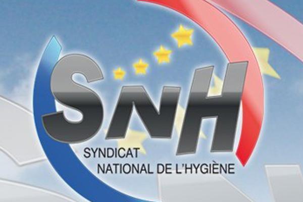 Lettres SNH et des étoiles